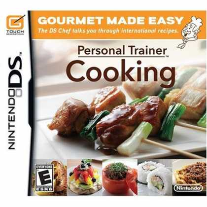 Bestselling Games (2008) - Personal Trainer: Cooking