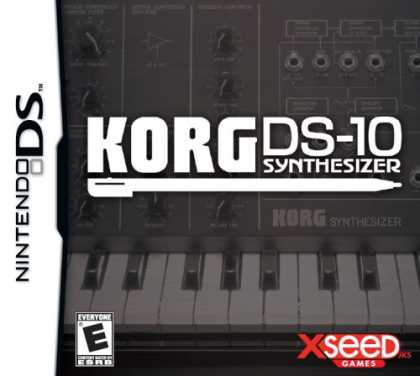 Bestselling Games (2008) - KORG DS-10 Synthesizer