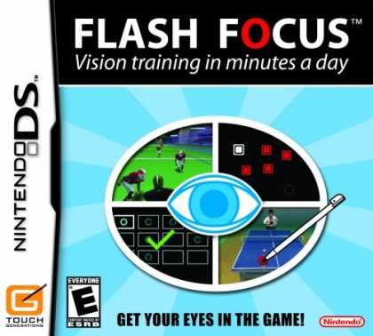 Bestselling Games (2008) - Flash Focus: Vision Training in Minutes a Day
