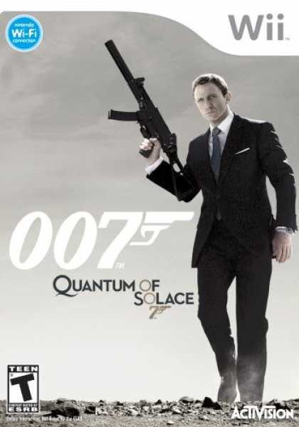 Bestselling Games (2008) - James Bond 007: Quantum of Solace