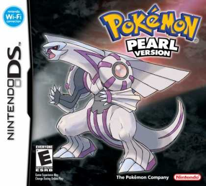 Bestselling Games (2008) - Pokemon Pearl Version
