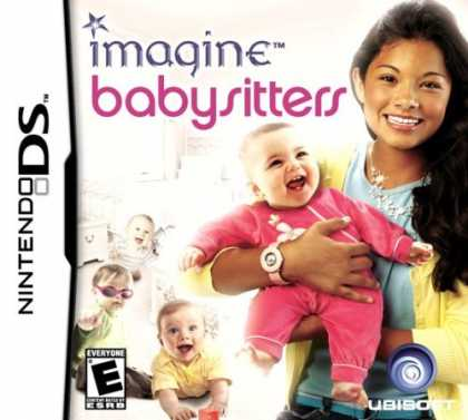 Bestselling Games (2008) - Imagine Babysitters
