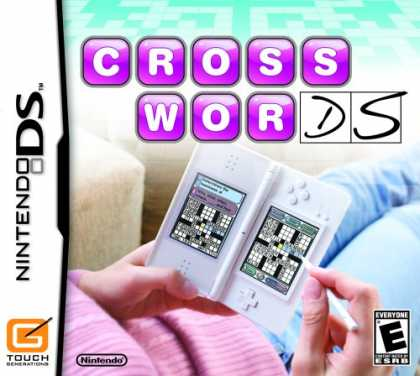 Bestselling Games (2008) - Crosswords DS