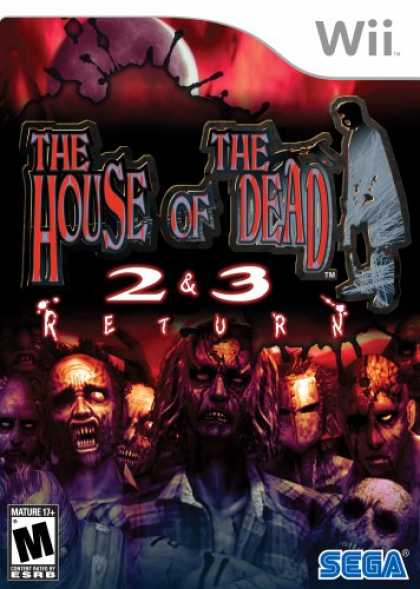 Bestselling Games (2008) - House of the Dead 2 & 3 Return