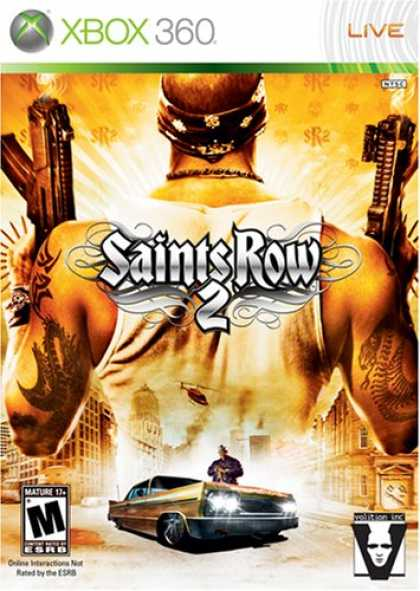 Bestselling Games (2008) - Saints Row 2