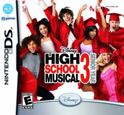 Bestselling Games (2008) - Disney High School Musical 3: Senior Year