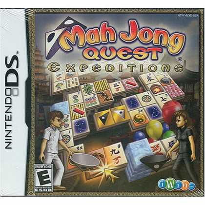 Bestselling Games (2008) - Mah Jong Quest Expeditions