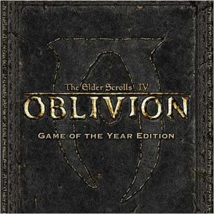 Bestselling Games (2008) - The Elder Scrolls IV: Oblivion Game of the Year Edition