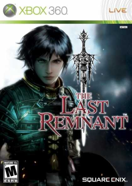Bestselling Games (2008) - The Last Remnant