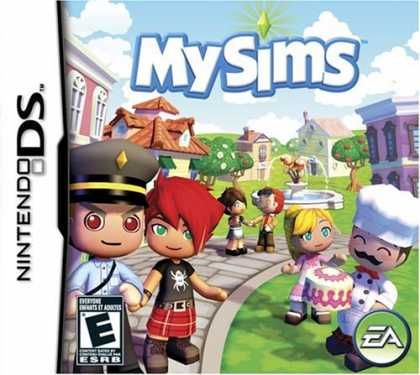 Bestselling Games (2008) - MySims