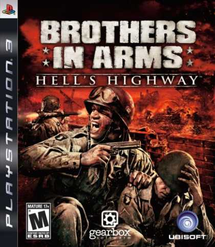 Bestselling Games (2008) - Brothers in Arms: Hell's Highway