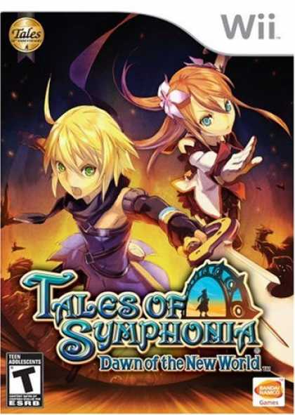 Bestselling Games (2008) - Tales Of Symphonia: Dawn of the New World