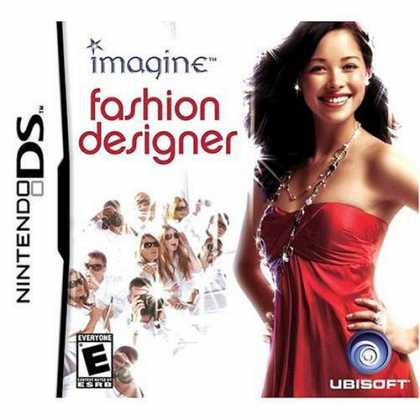 Bestselling Games (2008) - Imagine: Fashion Designer