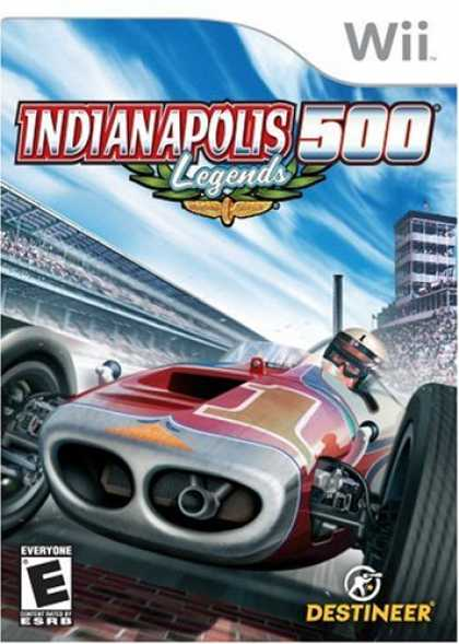 Bestselling Games (2008) - Indianapolis 500 Racing