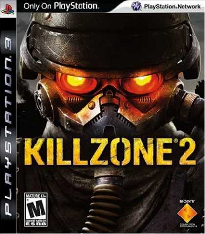 Bestselling Games (2008) - Killzone 2