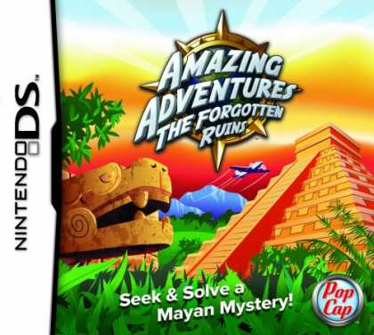 Bestselling Games (2008) - Amazing Adventures: The Forgotten Ruins