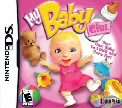 Bestselling Games (2008) - My Baby Girl