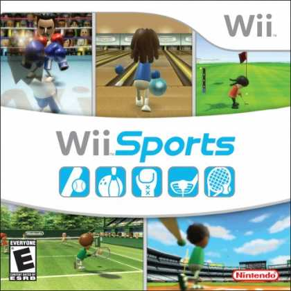 Bestselling Games (2008) - Wii Sports