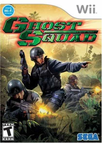 Bestselling Games (2008) - Ghost Squad