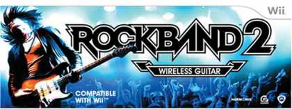 Bestselling Games (2008) - Rock Band 2 Standalone Guitar