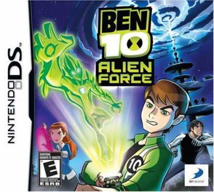 Bestselling Games (2008) - Ben 10 Alien Force