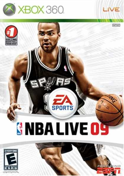 Bestselling Games (2008) - NBA Live 09