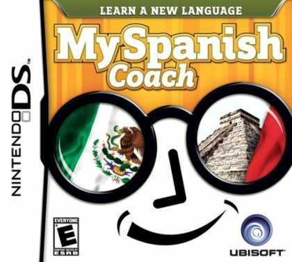 Bestselling Games (2008) - My Spanish Coach