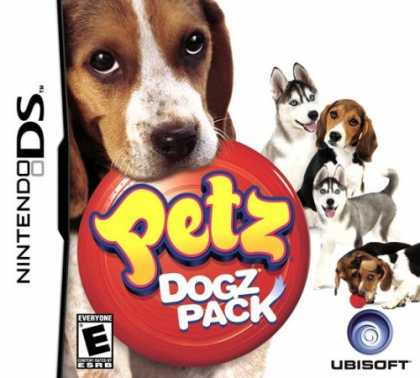 Bestselling Games (2008) - Petz Dogz Pack