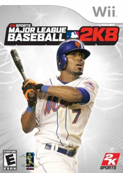 Bestselling Games (2008) - Major League Baseball 2K8