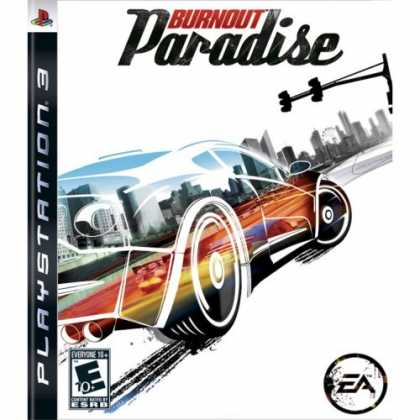 Bestselling Games (2008) - Burnout Paradise