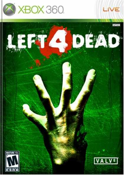 Bestselling Games (2008) - Left 4 Dead