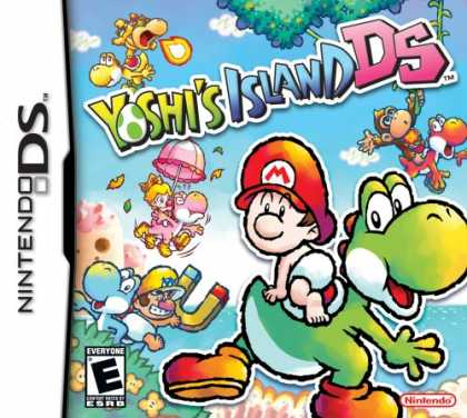 Bestselling Games (2008) - Yoshi's Island DS