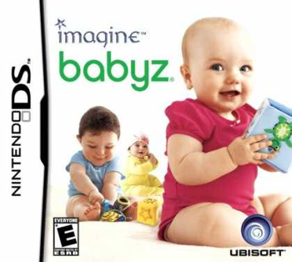 Bestselling Games (2008) - Imagine: Babyz