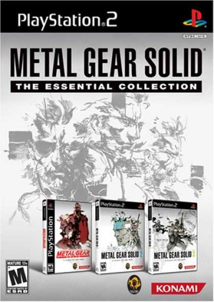 Bestselling Games (2008) - Metal Gear Solid: The Essential Collection