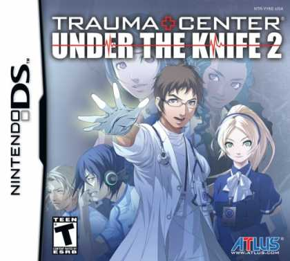 Bestselling Games (2008) - Trauma Center: Under the Knife 2