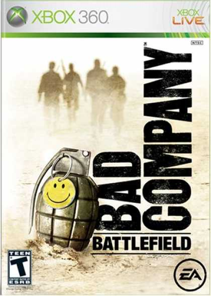 Bestselling Games (2008) - Battlefield: Bad Company