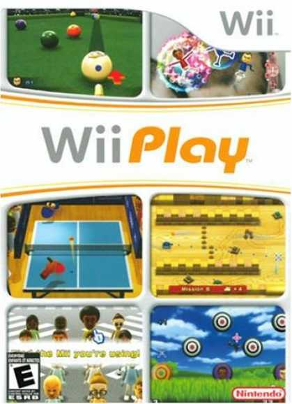 Bestselling Games (2008) - Wii Play