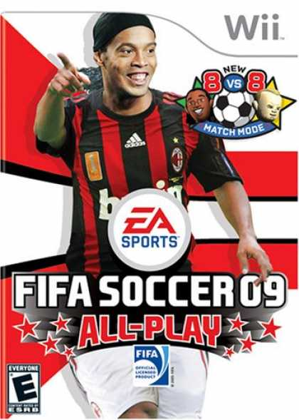 Bestselling Games (2008) - FIFA Soccer 09 All-Play