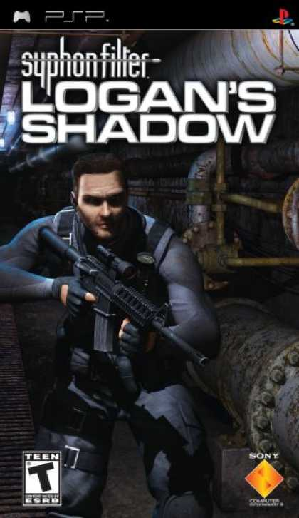 Bestselling Games (2008) - Syphon Filter: Logan's Shadow