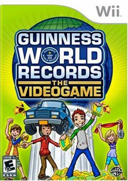 Bestselling Games (2008) - Guinness World Records: The Videogame