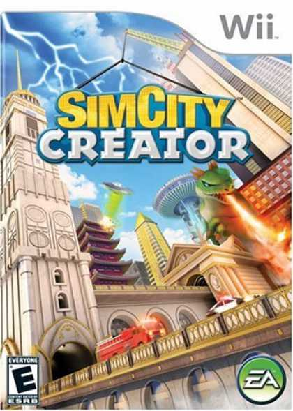 Bestselling Games (2008) - SimCity Creator