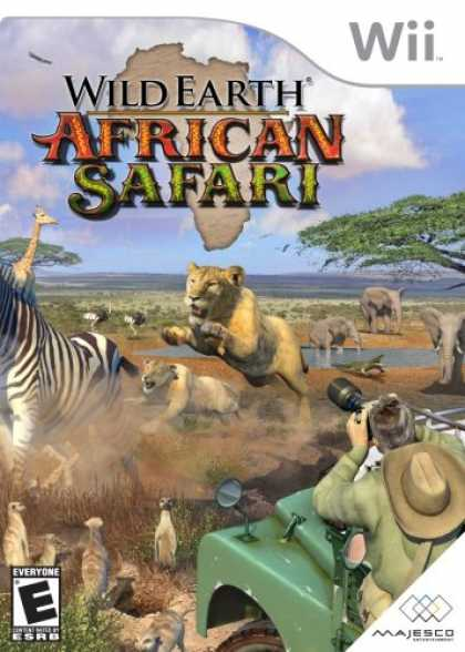 Bestselling Games (2008) - Wild Earth: African Safari