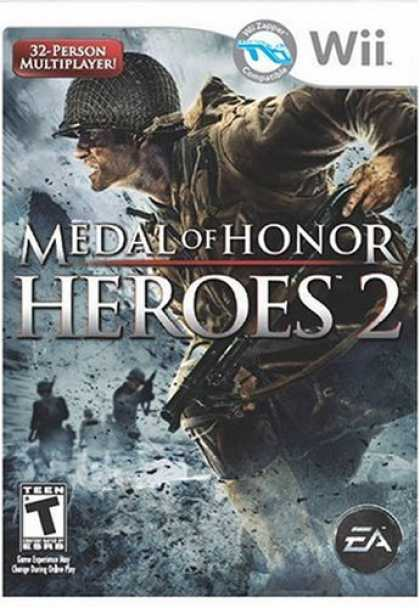 Bestselling Games (2008) - Medal of Honor: Heroes 2