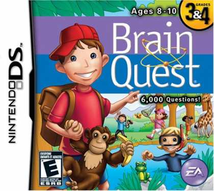 Bestselling Games (2008) - Brain Quest: Grades 3 & 4