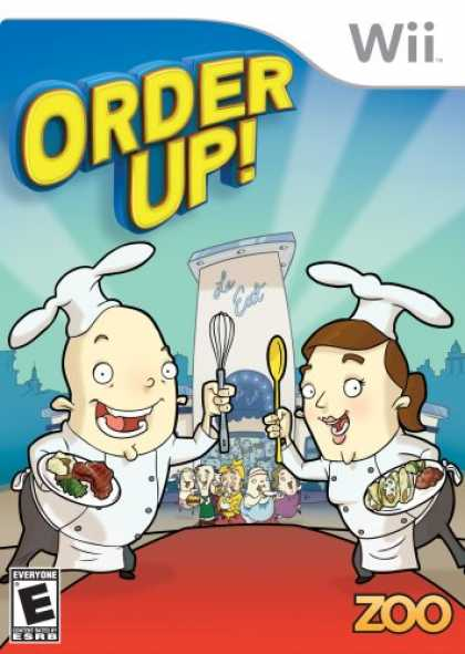 Bestselling Games (2008) - Order Up!
