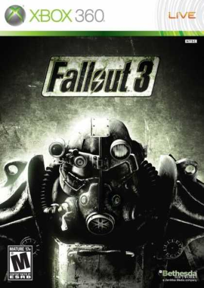 Bestselling Games (2008) - Fallout 3