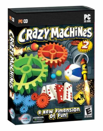 Bestselling Games (2008) - Crazy Machines 2