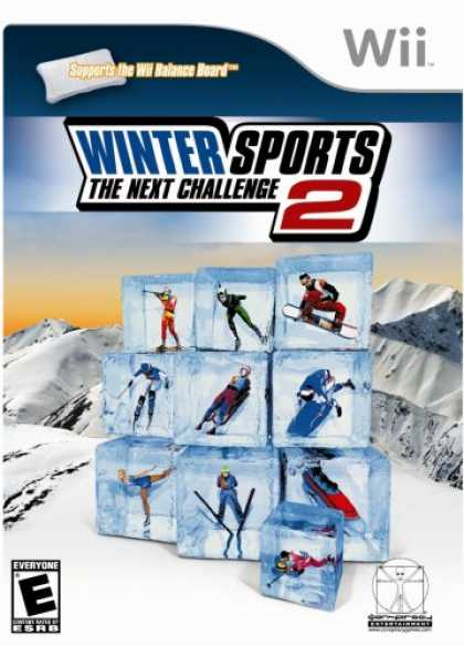Bestselling Games (2008) - Winter Sports 2 The Ultimate Challenge