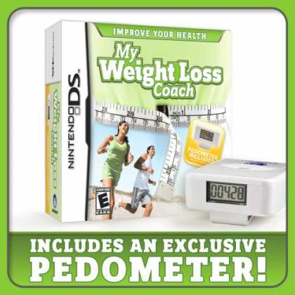 Bestselling Games (2008) - My Weight Loss Coach
