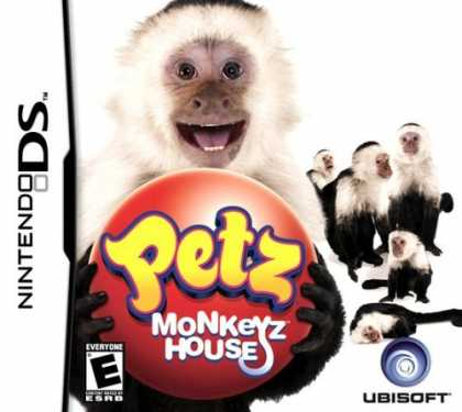 Bestselling Games (2008) - Petz Monkeyz House